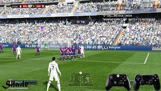FIFA 15 Free Kick Tutorial | Xbox & Playstation | HD 1080p