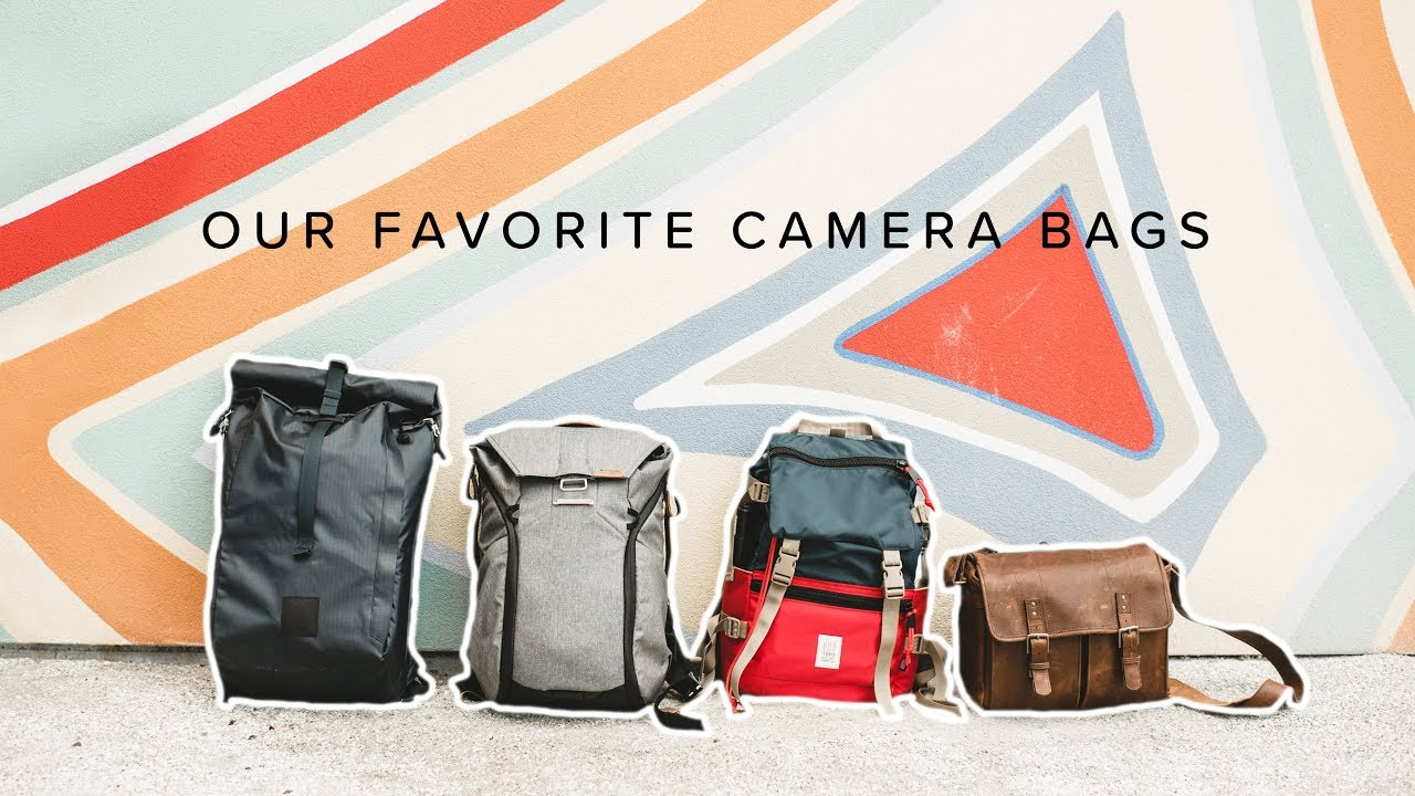 cb62d1d029 Best Camera Backpacks 2018