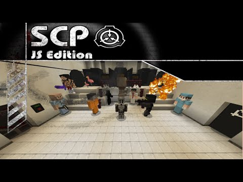 SCP: JS Edition Official Trailer   MCBE (PE) Minecraft Add-On
