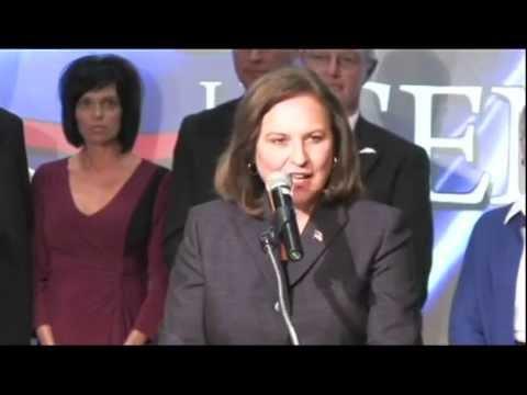 Deb Fischer Acceptance Speech