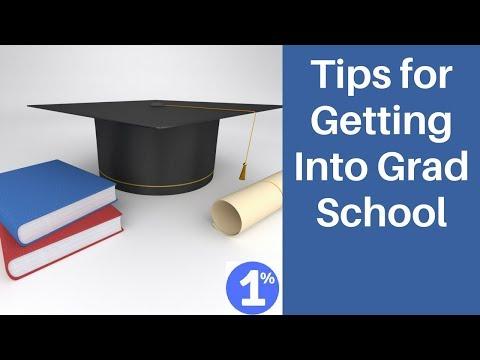 How to Get Into Graduate School (Ft. Jake Voorhees)