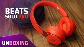 Mở hộp & trên tay nhanh tai nghe chống ồn mới nhất của Beats - Beats Solo Pro Unboxing & Impression!