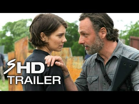 "Thumbnail: THE WALKING DEAD Season 8 NEW FINAL Trailer – ""Human"" (2017) AMC"