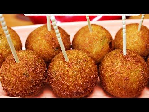 Potato Lollipop Recipe In Hindi / Potato Cheese Balls | Veg Lollipop Recipe | Kanak's Kitchen