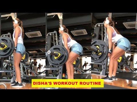 Disha Patani's workout routine is the perfect Monday motivation Mp3