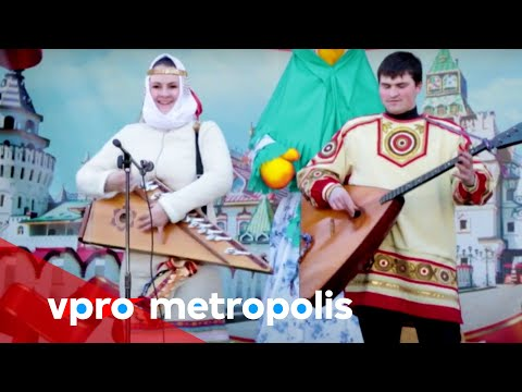 Dancing and celebrating for the sun in Russia - vpro Metropo