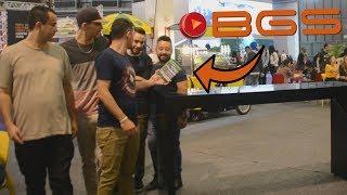 TESTE DE HONESTIDADE NA BGS (Brasil Game Show) 2018