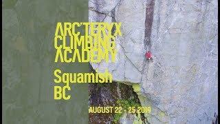 2019 Arc'teryx Climbing Academy