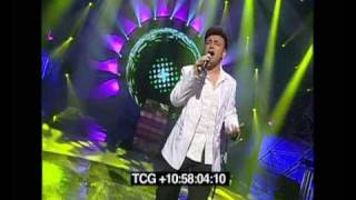ryan dias bebasi dard ka alam amul star voice of india 2008