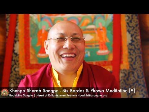 Six Bardos & Phowa Meditation [9]