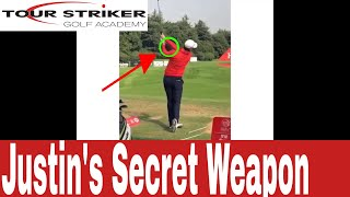 Justin Rose's Secret to Better Ball Striking | The Tour Striker Smart Ball