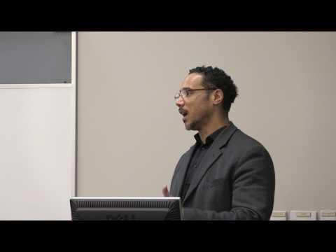 Rudolph Ware: Penn State's Comparative Literature Luncheon series