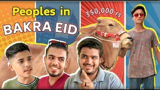 Peoples in BAKRA EID   Karachi Cow Mandi 2021 - Vines Dot Com