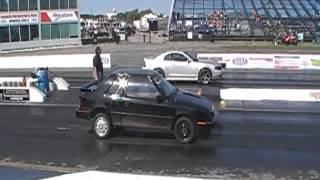 turbo dodge shadow 12.7 with an auto
