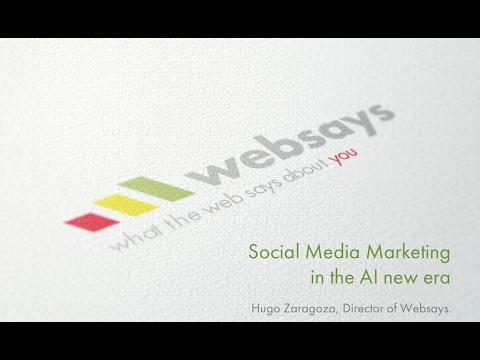 Social Media Marketing in the new AI era