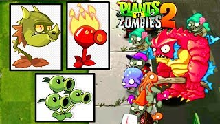 Plants Vs Zombies 2 Gameplay  Pvz 2 Game  Android Ios Gaming