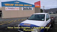 Value Timber New Plymouth