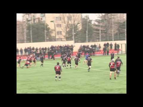 Armia 31 -18 Armazi (Rugby Highlights)