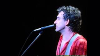 Cold Chisel Live 1983 Ian Moss performs Georgia on My Mind
