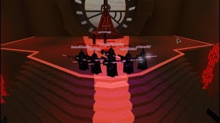 Drasios' Sith Coalition - The End of the Guardians... 😭(roblox)