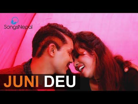 Juni Deu - Rajesh Payal Rai & Melina Rai | New Nepali Adhunik Song 2017