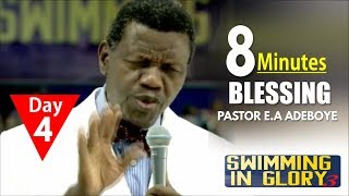 Pastor EA Adeboye 8Minutes Prayer Of Blessing  RCCG March 2019 SPECIAL THANKSGIVING SERVICE