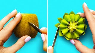 30 AWESOME HACKS FOR FRUITS AND VEGETABLES
