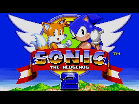 Chemical Plant Zone (Simon Wai Prototype) - Sonic the Hedgehog 2