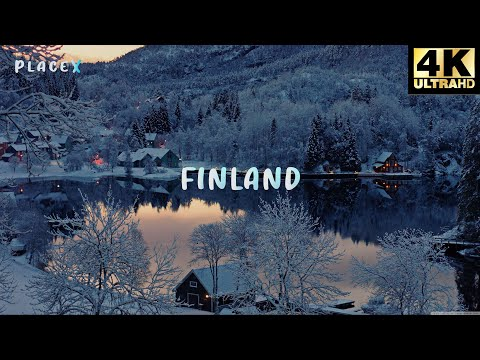 Beauty of Finland in 4K