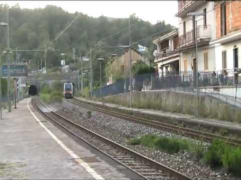 Centola  .  Stazione di   (San Severino di Centola )