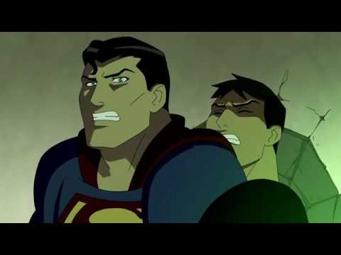 Download The Justice League Vs The Team - The Original Team - Young Justice Fights