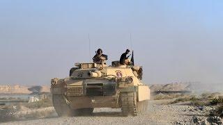 تقدم القوات العراقية باتجاه ناحية الشورى وتحرير أربع قرى جنوب نينوى