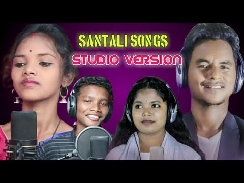 Santali Video Song - Collection of 10 Santali Songs [Studio Version]