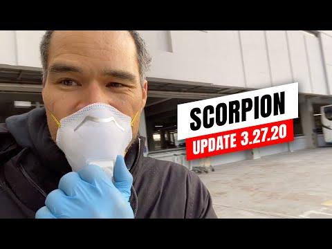 Juiced Scorpion Update - March 27, 2020
