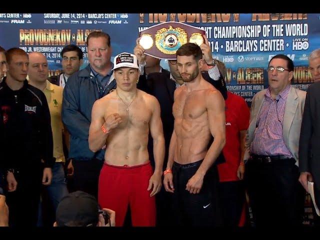 Ruslan Provodnikov vs. Chris Algieri''Weigh In, Final Prediction'' #1