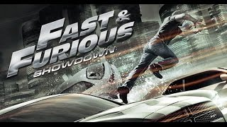 [PS3] Fast & Furious: Showdown *Story mode 100% Completed Save*