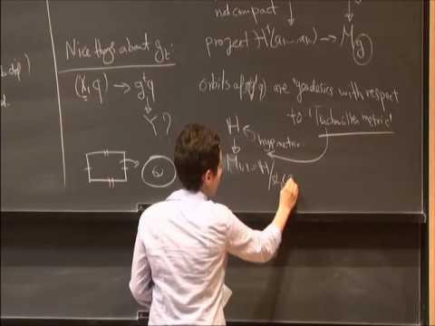 Dynamics on the Moduli Spaces of Curves, II - Maryam Mirzakhani