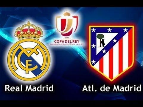 Final Copa del Rey 2013 Real Madrid 1 2 Atlético de Madrid Completa HD