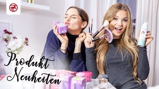 Neu im Sortiment | Julia Beautx & Marisol testen die neuen Beauty-Must Haves