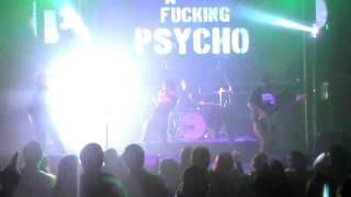 "Muse - Psycho [Helium-3 Cover, Live at ""blondie""]"