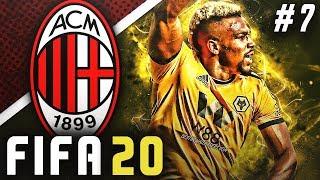 SIGNING ADAMA TRAORE!! SELLING PIATEK?! - FIFA 20 AC Milan Career Mode EP7