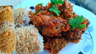 Diet Breakfast Recipes | Diet Breackfast | Healthy Puttu | Keto Chiken Roast | ഡയറ്റ്  പുട്ട്&ചിക്കൻ