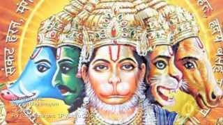 Sri Anjaneya Telugu Hanuman Bhajan By Nitya Santoshini [Full Video] I Sarvam Bhaktimayam