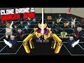 """""""TABS MODE"""" IN CLONE DRONE! - Workshop Challenges - Clone Drone In The Danger Zone Gameplay"""