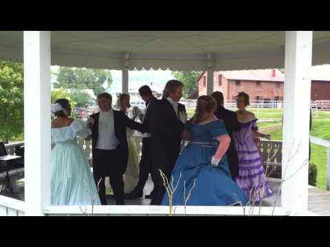 Forget-Me-Not, the Historical Dance Company: Harri...