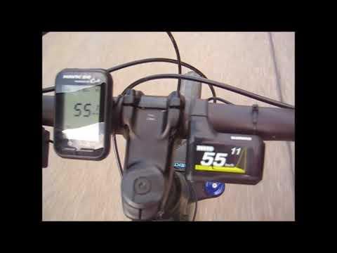 Shimano STEPS8000 e-Bike Tuning eMax