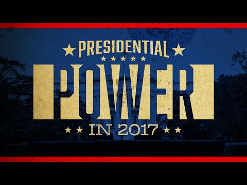 Presidential Power in 2017 | UW School of Law