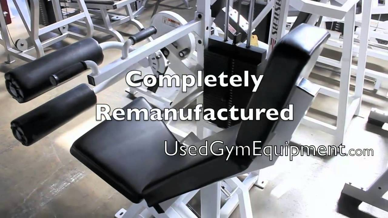 Body Masters MD 118 Seated Leg Curl
