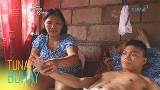Tunay na Buhay: Binatang nabaldado ng isang aksidente, kilalanin