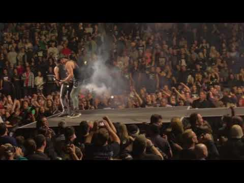 Scorpions Live Pt. 2 (Not Full) Oracle Arena Oakland, CA 10/4/17